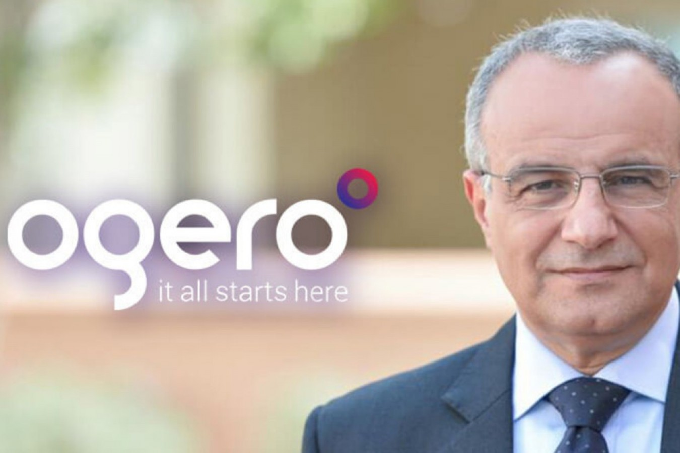 Ogero connecting the nation