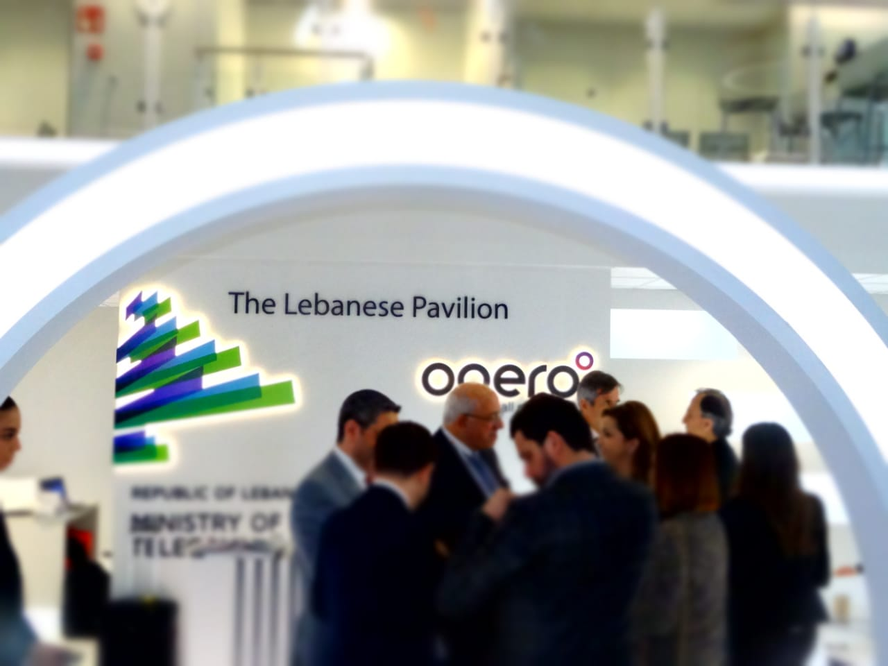 Lebanon shines at the Mobile World Congress: a growing pavilion for the second consecutive year!